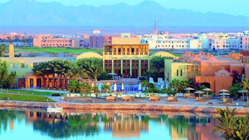 На курорте используют очистку сточных вод и опреснения воды