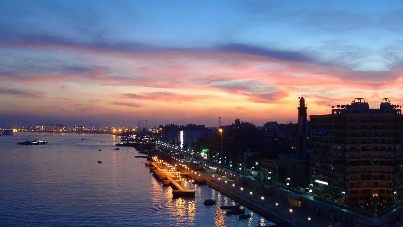 Синайский полуостров был оккупирован израильтянами