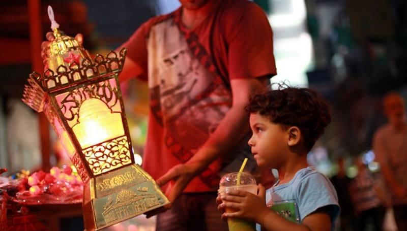 праздничный фонарь
