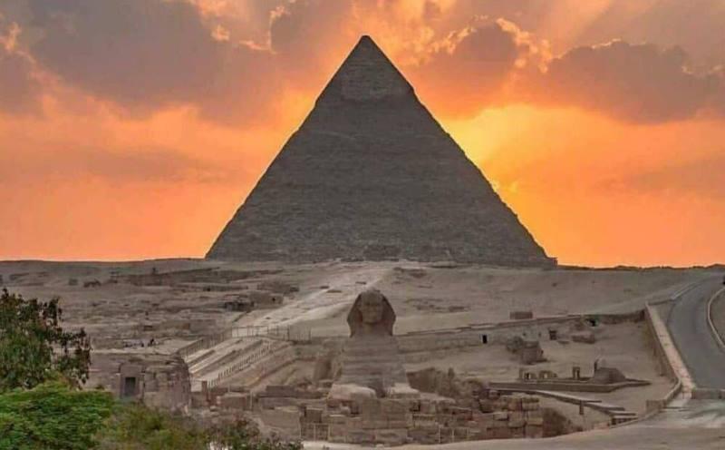 пирамиды были созданы задолго до древнеегипетской цивилизации