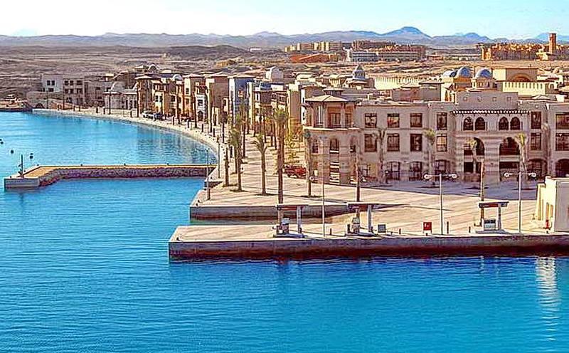 самая южная точка Египта